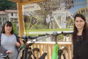Les vélos de la Montagne Ardèchoise